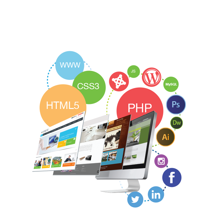 Complete Web & IT Solutions along with Full Digital Marketing Services